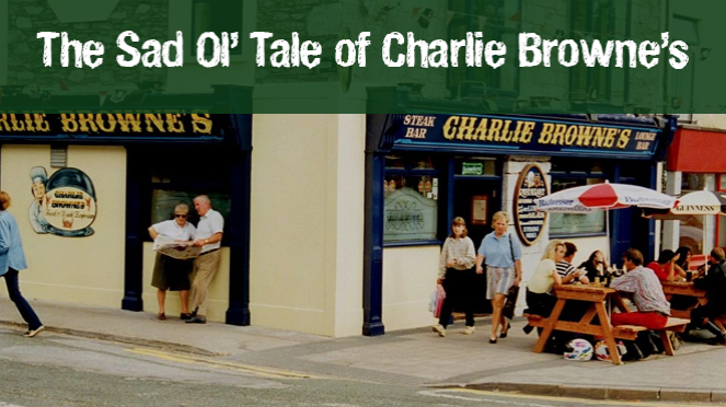 The sad ol' tale of Charlie Browne's