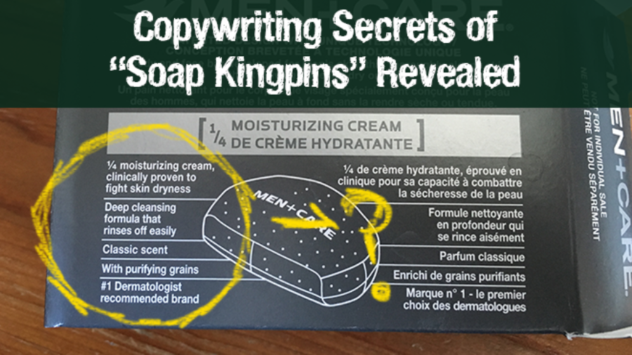 "Copywriting secrets of ""soap kingpins"" revealed"